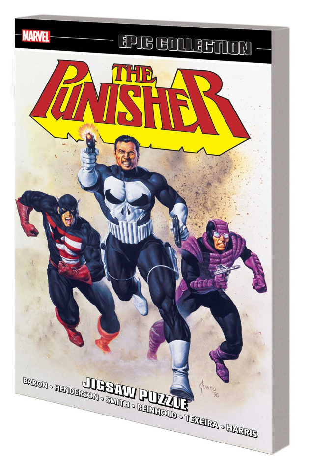 The Punisher: Jigsaw Puzzle (Epic Collection)