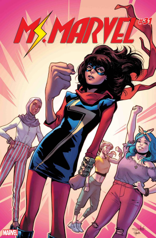 Ms. Marvel #31