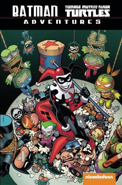 Batman / Teenage Mutant Ninja Turtles Adventures (Direct Market Edition)