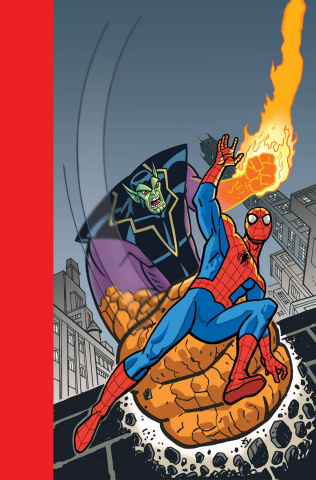 Marvel Universe: Ultimate Spider-Man #11