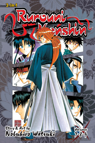 Rurouni Kenshin Vol. 3 (3-in-1 Edition)