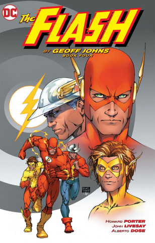 The Flash by Geoff Johns Book 4