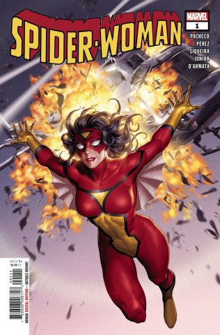 Spider-Woman #1 (Yoon Classic Cover)