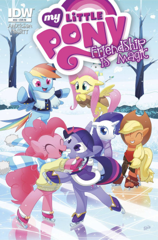 My Little Pony: Friendship Is Magic #29 (10 Copy Cover)