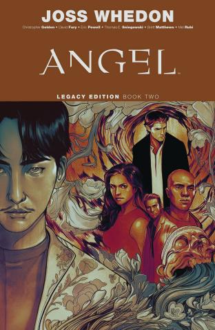 Angel Vol. 2 (Legacy Edition)