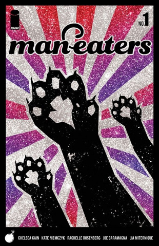 Man-Eaters #1 (Glitter Cover)