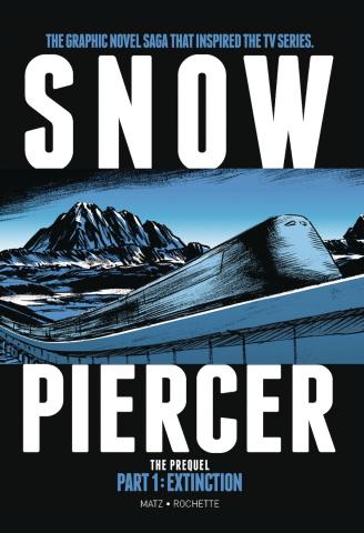 Snowpiercer Vol. 4: Extinction