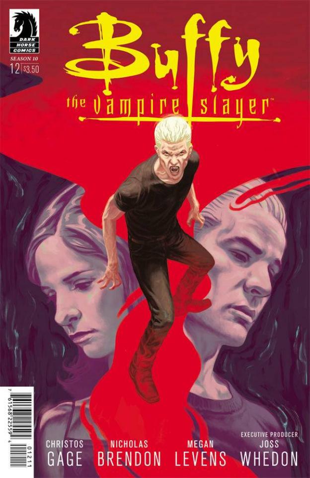 Buffy the Vampire Slayer, Season 10 #12