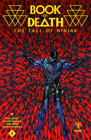 Book of Death: The Fall of Ninjak #1 (2nd Printing)