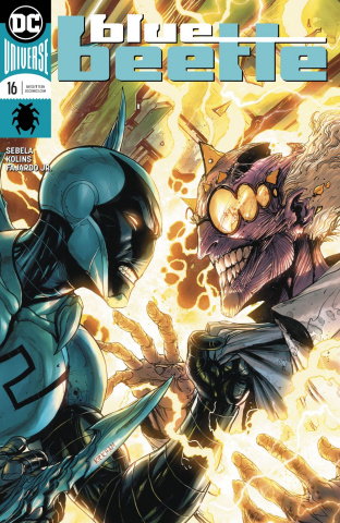 Blue Beetle #16 (Variant Cover)