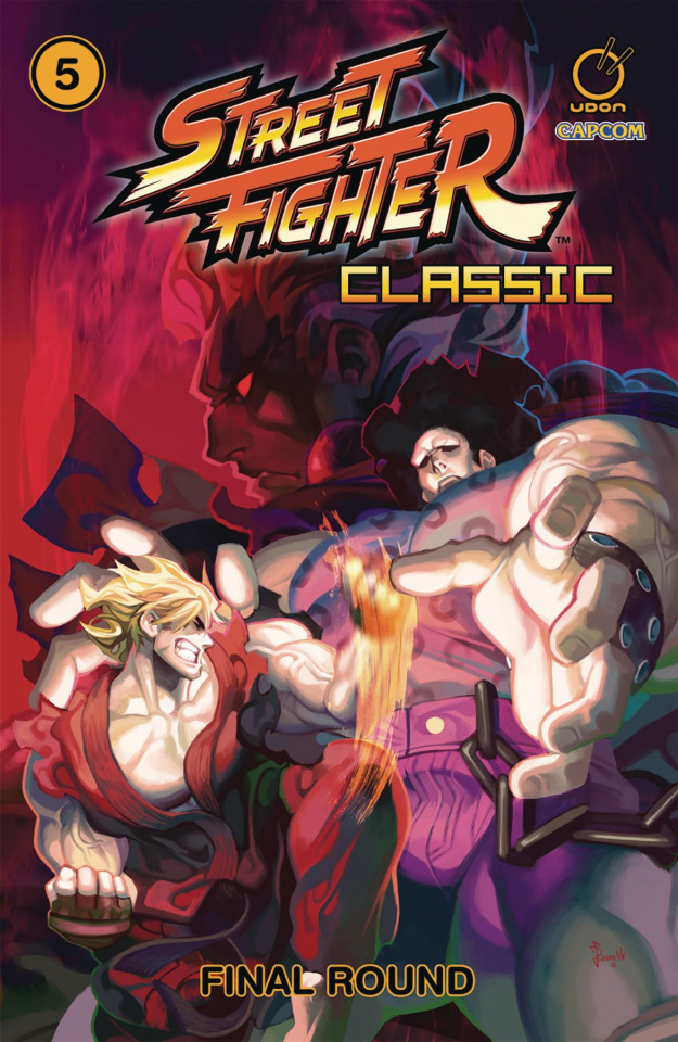 Street Fighter Classic Vol. 5: Final Round
