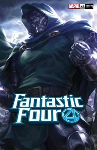 Fantastic Four #25 (Artgerm Cover)