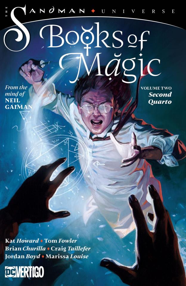 Books of Magic Vol. 2: Second Quarto