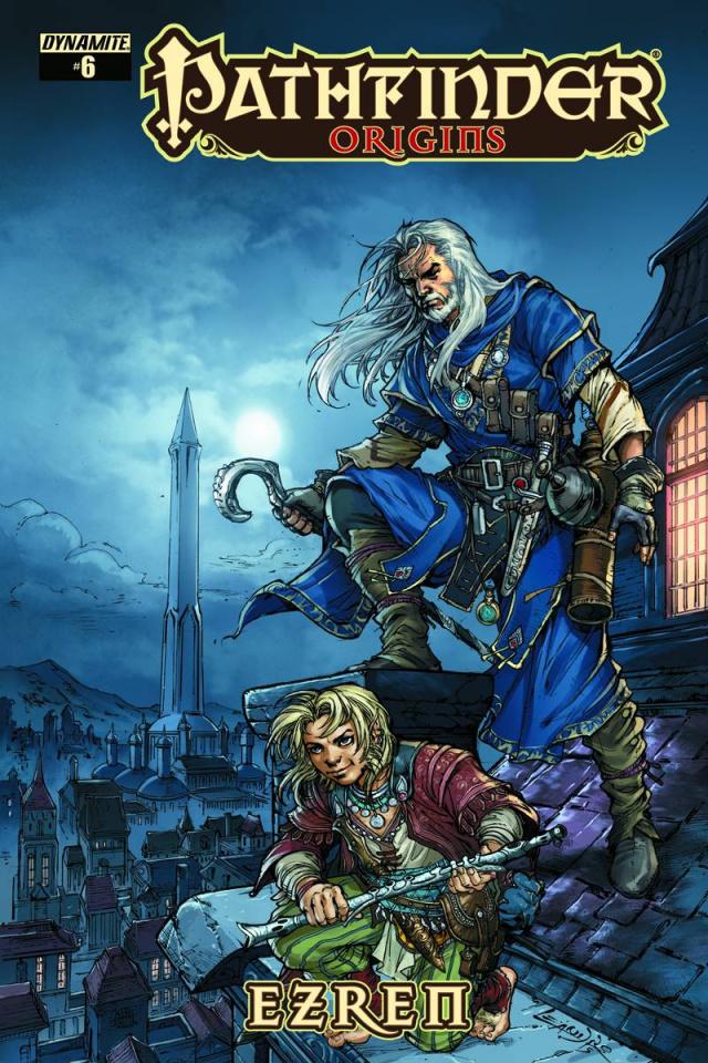 Pathfinder: Origins #6 (Oliveira Cover)