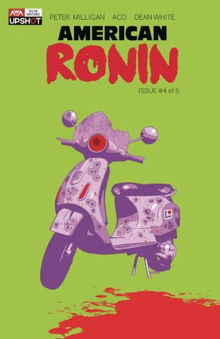 American Ronin #4