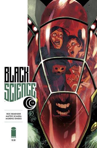 Black Science #13