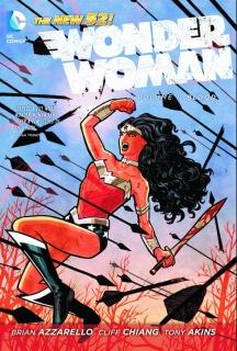 Wonder Woman Vol. 1: Blood