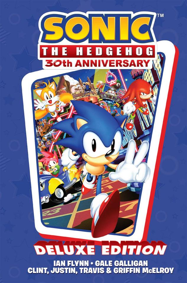 Sonic the Hedgehog: 30th Anniversary Celebration