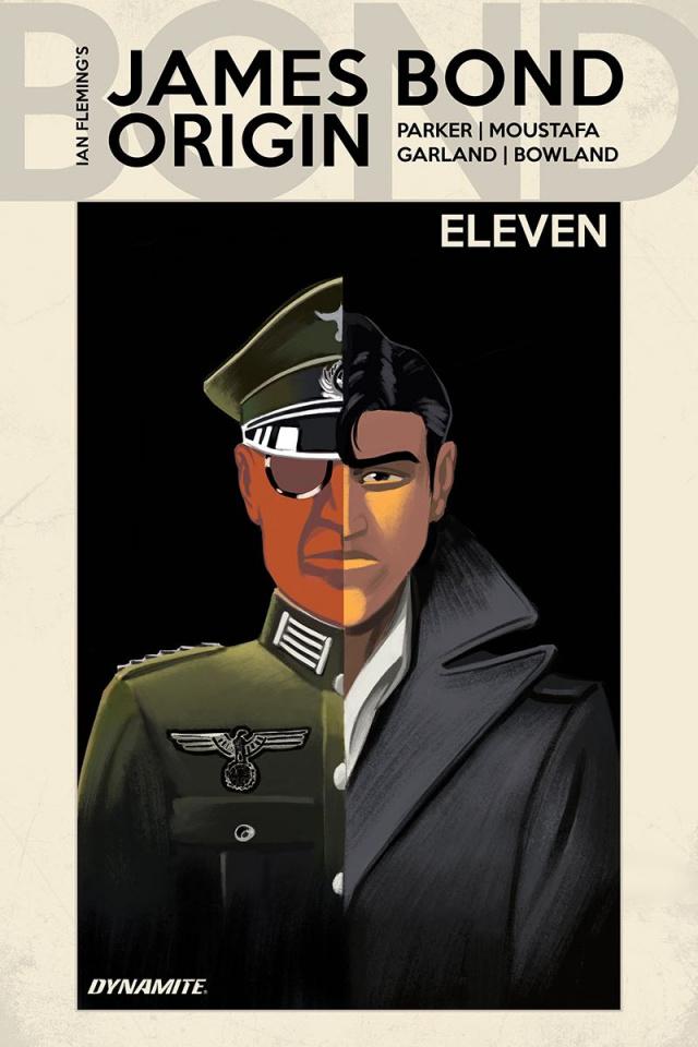 James Bond: Origin #11 (Bob Q Cover)