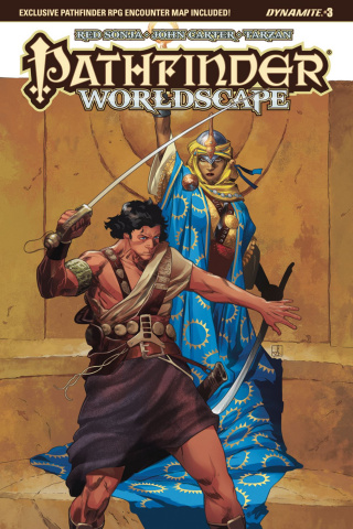Pathfinder: Worldscape #3 (Subscription Cover)