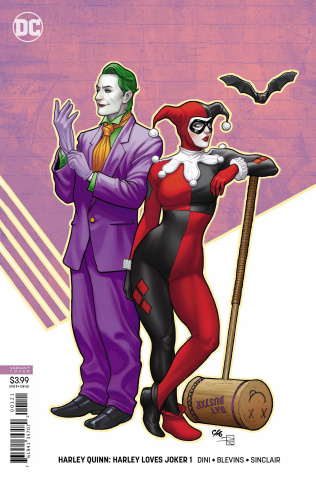 Harley Loves Joker #1 (Variant Cover)