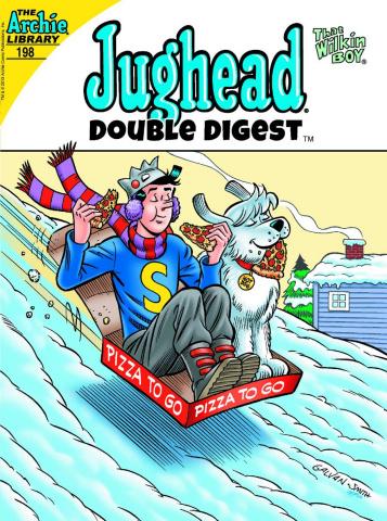 Jughead Double Digest #198