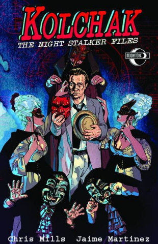 Kolchak: The Night Stalker Files #2