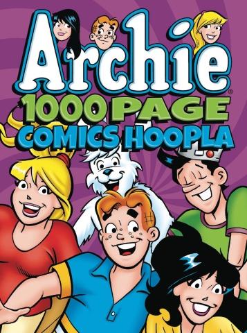 Archie 1000 Page Comics Hoopla