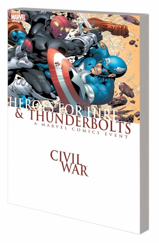 Civil War: Heroes For Hire & Thundebolts
