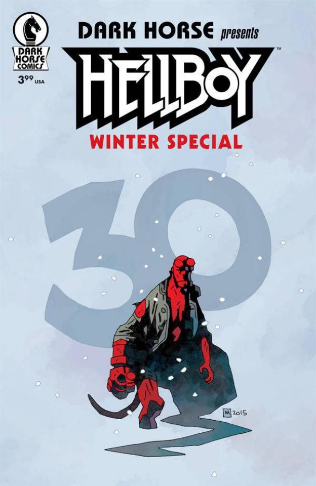 Hellboy Winter Special 2016 (Mignola Cover)