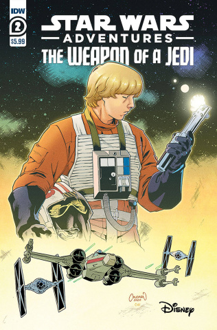 Star Wars Adventures: The Weapon of a Jedi #2