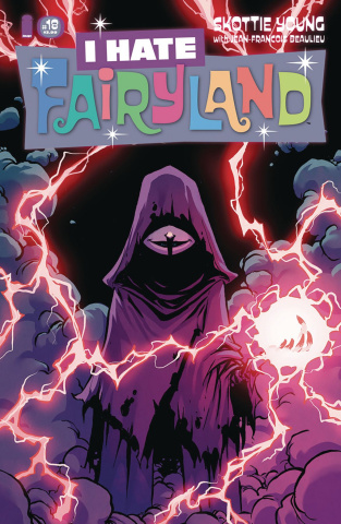 I Hate Fairyland #18 (Young Cover)