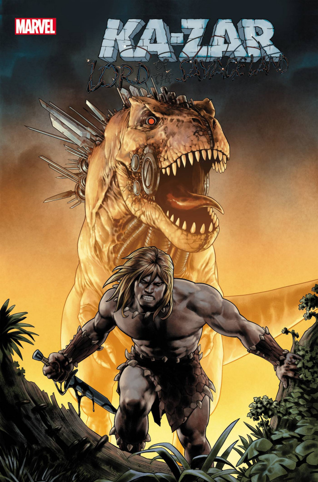 Ka-Zar: Lord of the Savage Land #2