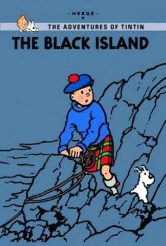 Tintin: The Black Island