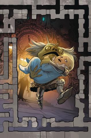 Labyrinth: Coronation #11