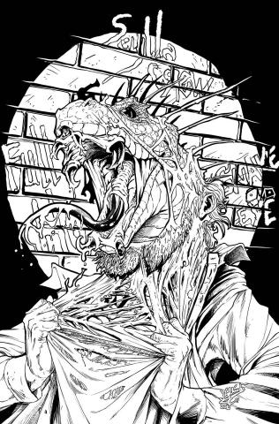 Hellchild: The Unholy #2 (Miranda Cover)