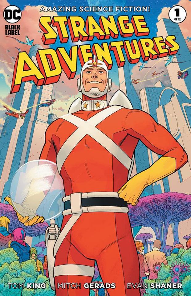 Strange Adventures #1 (Evan Doc Shaner 2nd Printing)