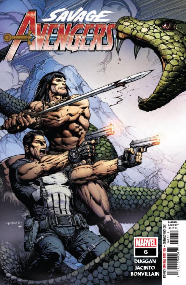 Savage Avengers #6