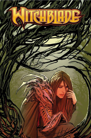 Witchblade #181 (Sejic Cover)
