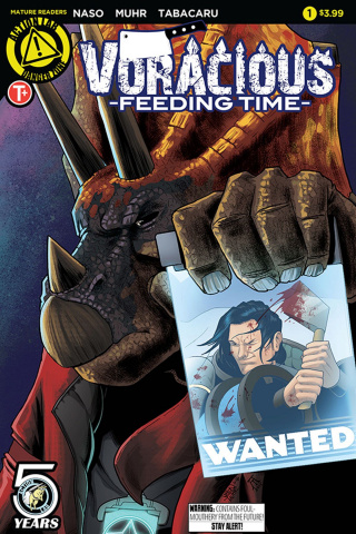 Voracious: Feeding Time #1 (Muhr Cover)