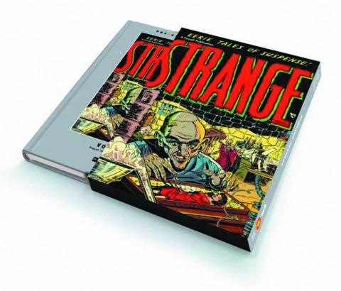 Pre-Code Classics: Strange Fantasy Vol. 1 (Slipcase Edition)