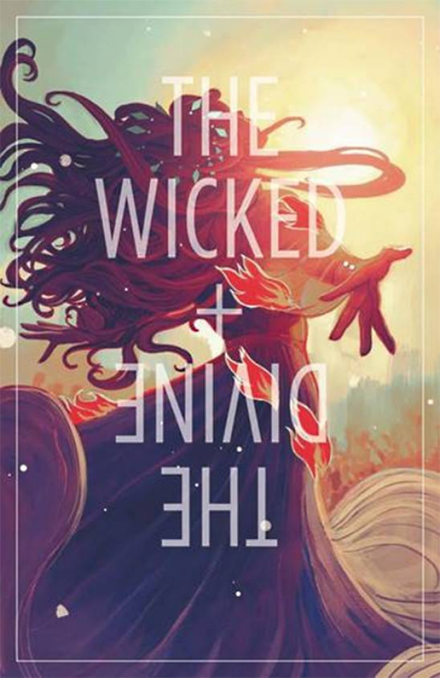The Wicked + The Divine #15 (Hans Cover)