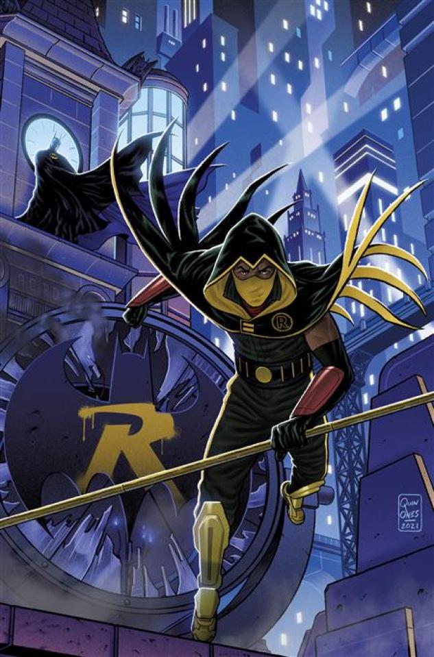 Batman '89 #4 (Joe Quinones Cover)