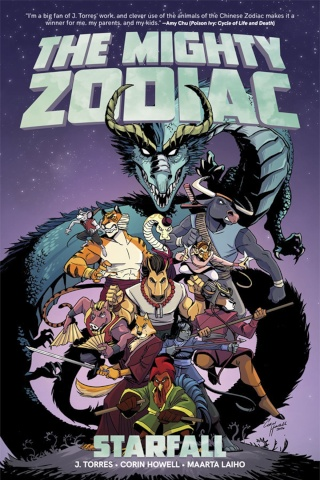 The Mighty Zodiac Vol. 1