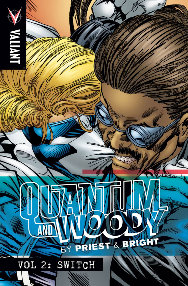 Quantum & Woody Vol. 2: Switch