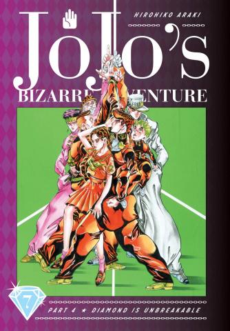 JoJo's Bizarre Adventure Vol. 7: Part 4, Diamond Is Unbreakable