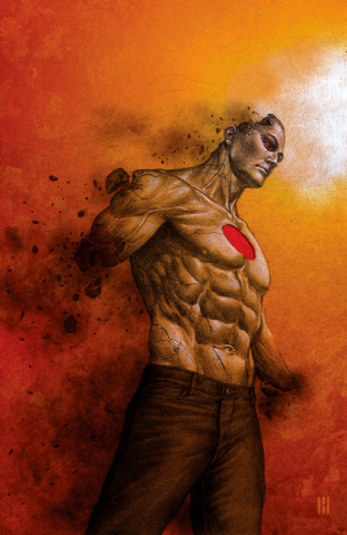 Bloodshot: Reborn #13 (20 Copy Choi Cover)