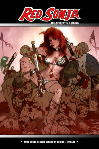 Red Sonja: The She-Devil With a Sword Vol. 2: Arrowsmith