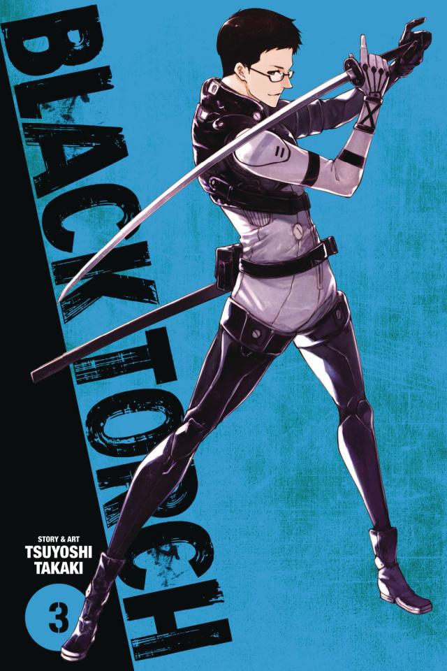 Black Torch Vol. 3