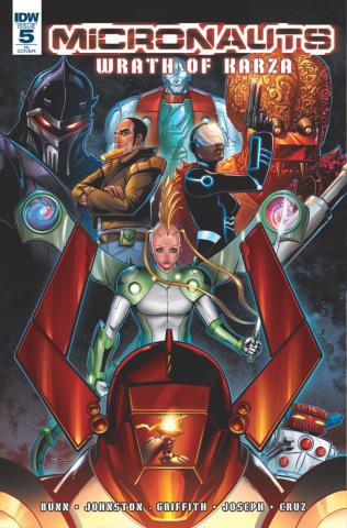 Micronauts: Wrath of Karza #5 (10 Copy Cover)